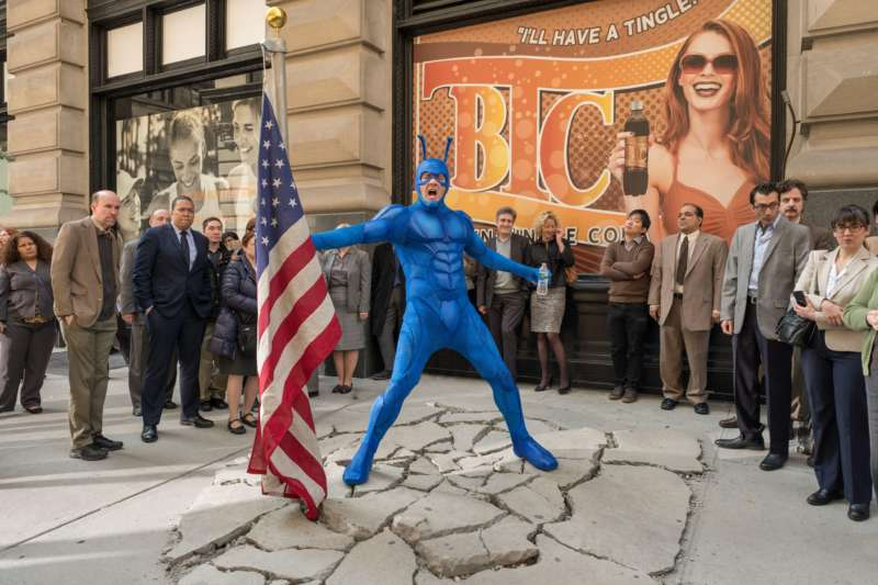the tick asexual tv characters