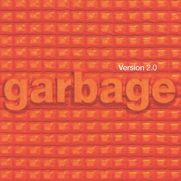 Garbage Version 2.0 album cover