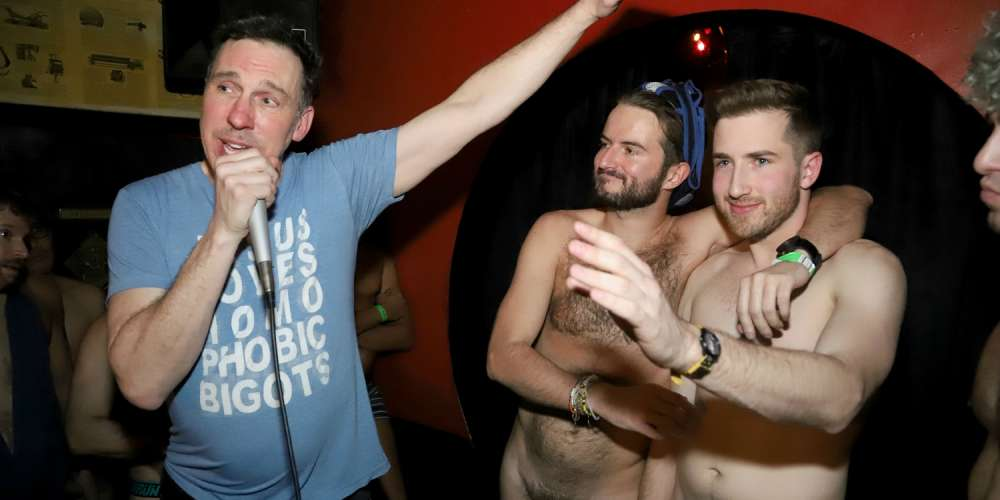 I Competed in Mr. Nude York and All I Got Was a Renewed Sense of Self
