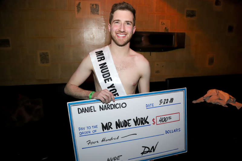 mr. Nude york 2018 2