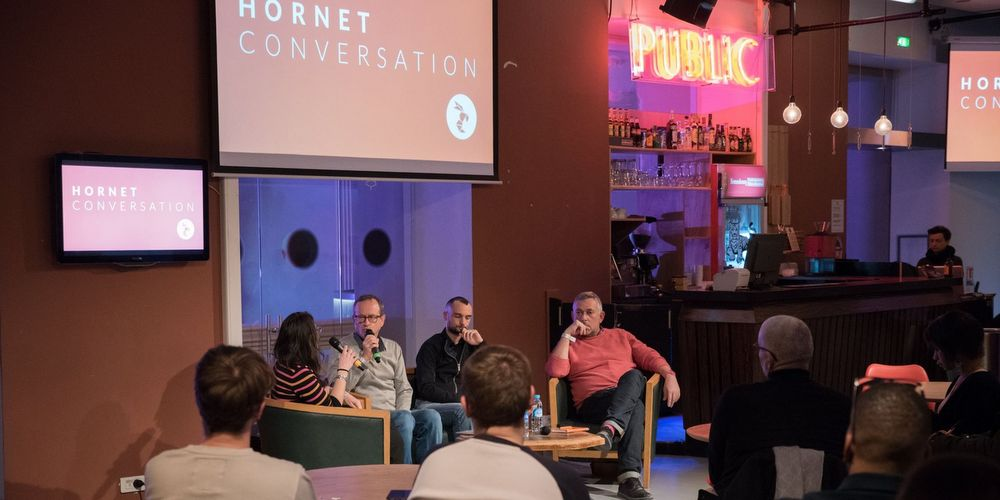 Conversation par Hornet: Comment ça va la PrEP?