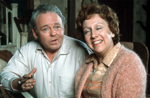 all in the family gay