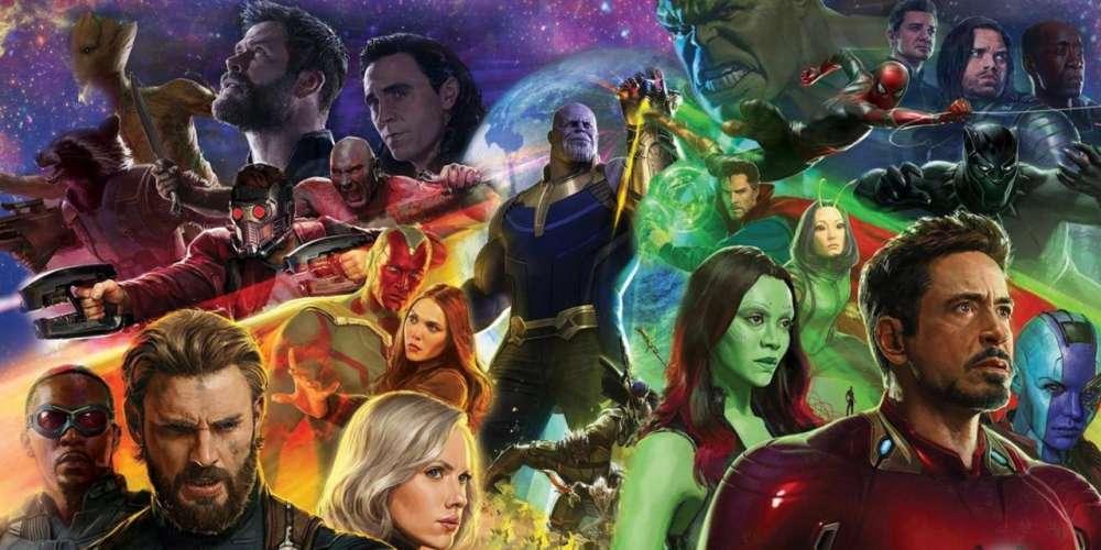 'Avengers: Infinity War' Incluirá a 30 Superhéroes, y Aquí es Donde nos Quedamos