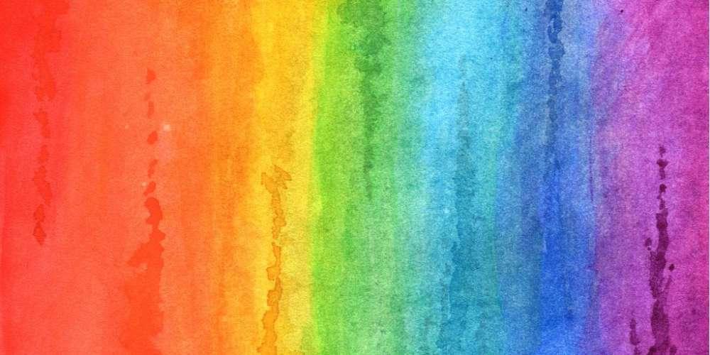 從黑白到六色彩虹,找出屬於你自己的獨特色彩
