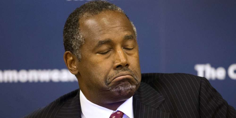 Ben Carson Is Making Life Even Harder For Trans Homeless People