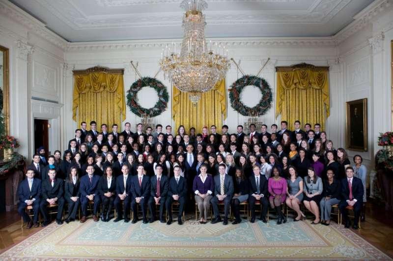 obama white house interns