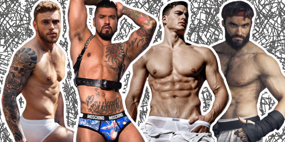 #ThisWeekInThirst: A Swole Cosplayer in Drag, Sweaty Rockstars and Hot Men In White Underwear