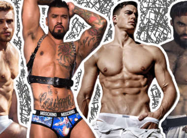 ThisWeekInThirst: Hot Men In White Underwear