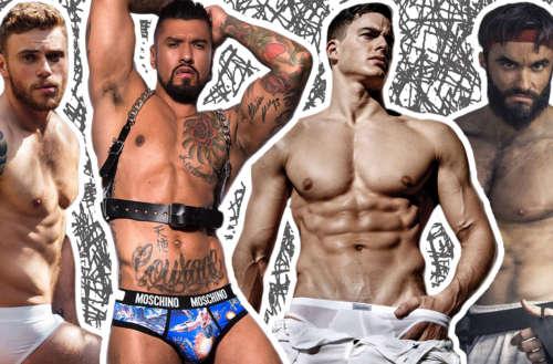 ThisWeekInThirst: Hot Men In White Underwear