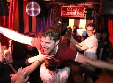 new york's club cumming open