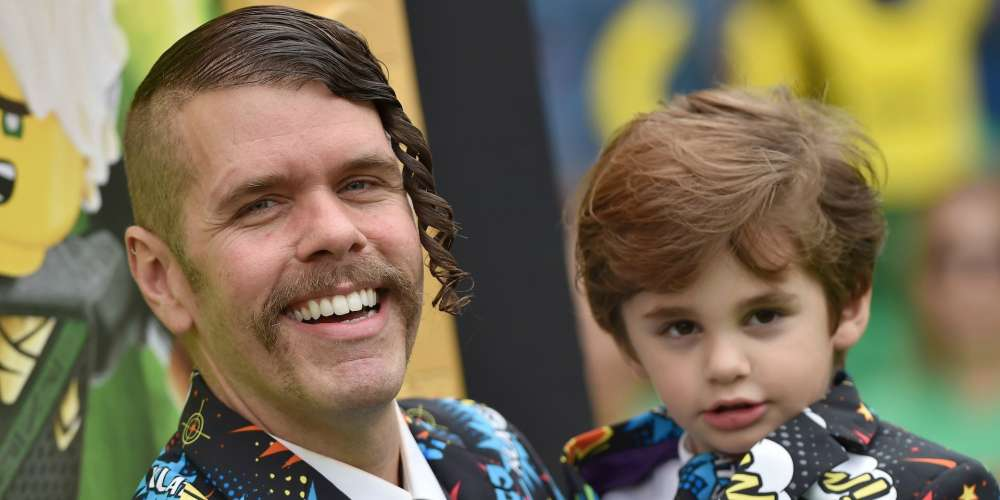 Perez Hilton Bans His 5-Year-Old Son From Dance Class Because He Doesn't Want Him to Be Gay