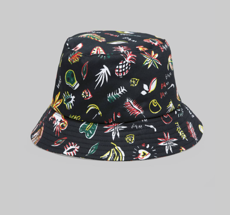 desert travel bucket hat