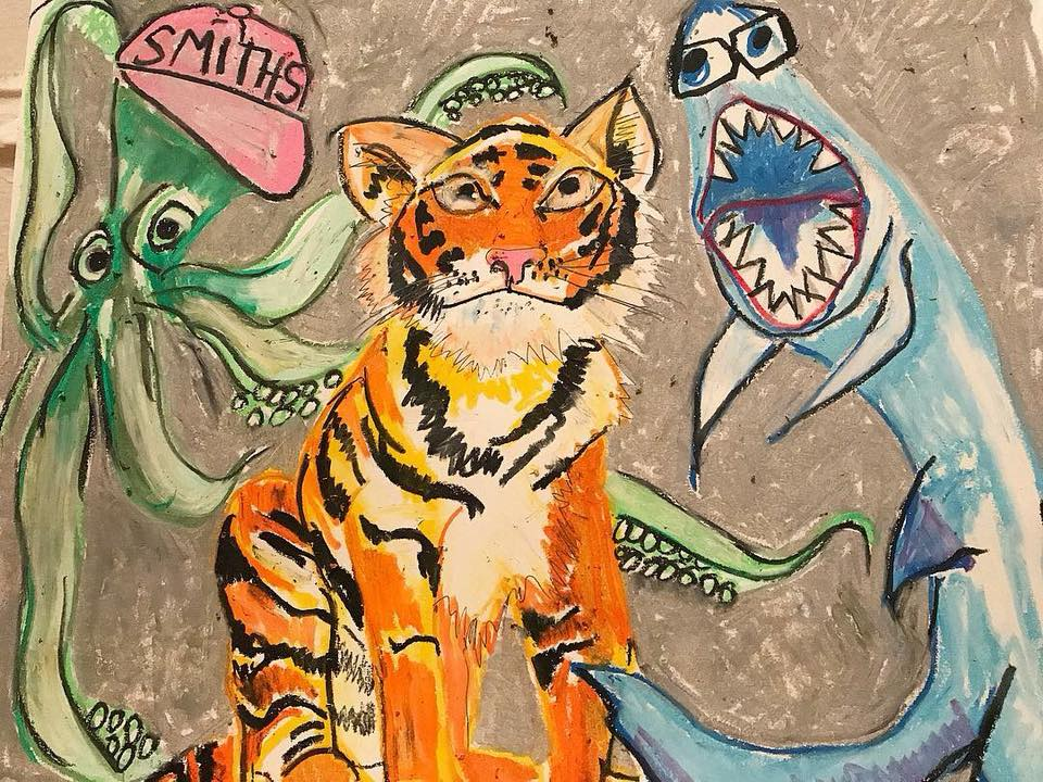 animal activist art