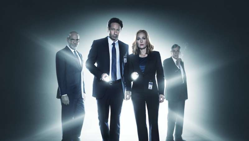 x-files tv reboots