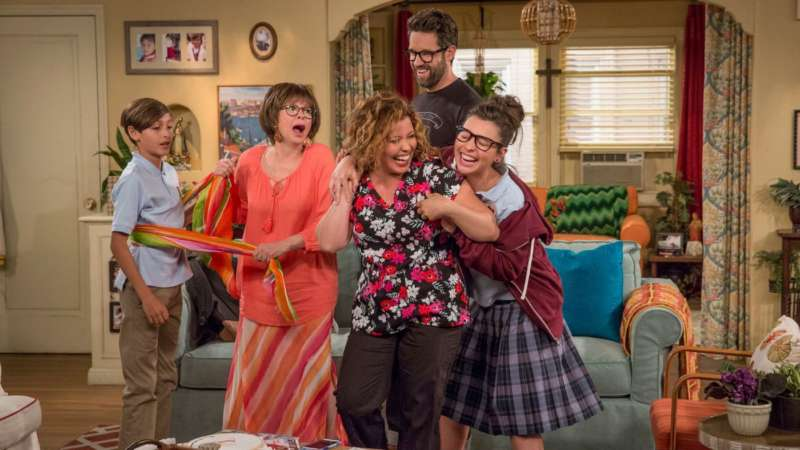 one day at a time tv reboots