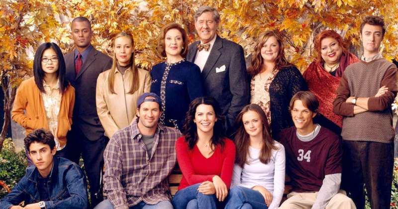 gilmore girls tv reboots
