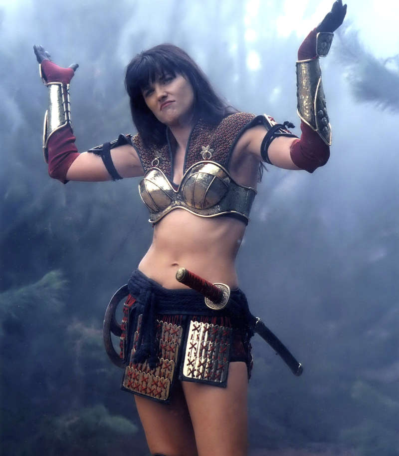 xena tv reboots
