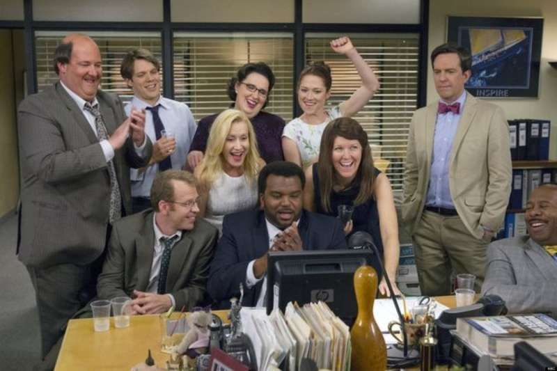 the office tv reboots