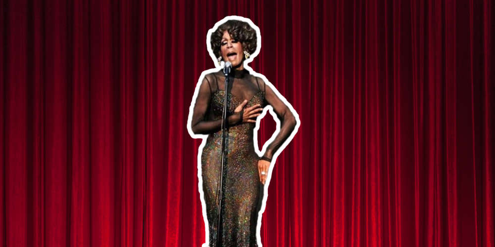 cee cee russell whitney houston impersonator teaser