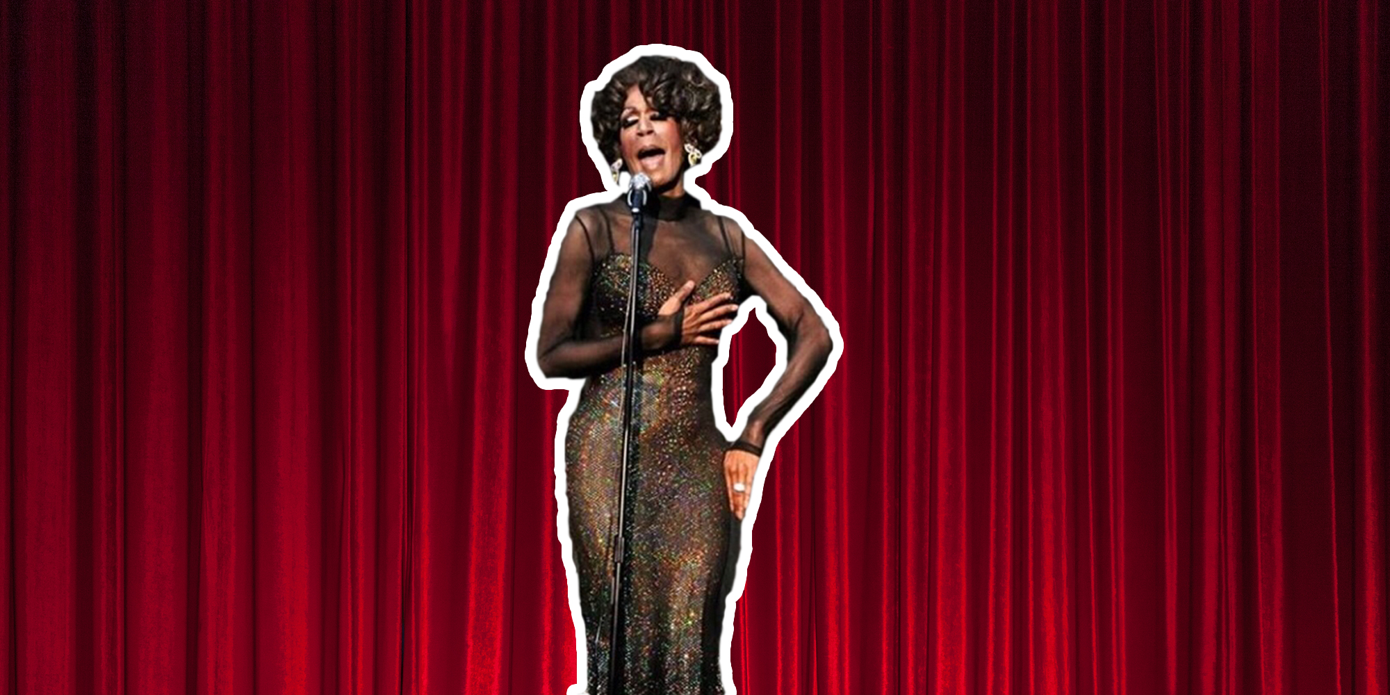 This Palm Springs Queen Is the Best Whitney Houston Impersonator We've Ever Seen (Video)