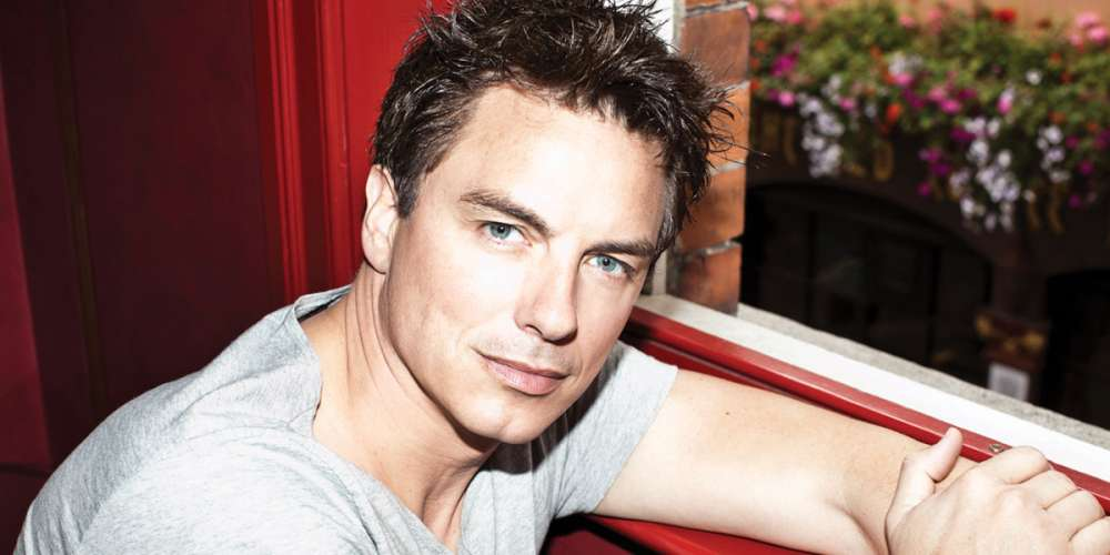 John Barrowman Is Livid Because Target Wouldn't Let Him Help a Homeless Man