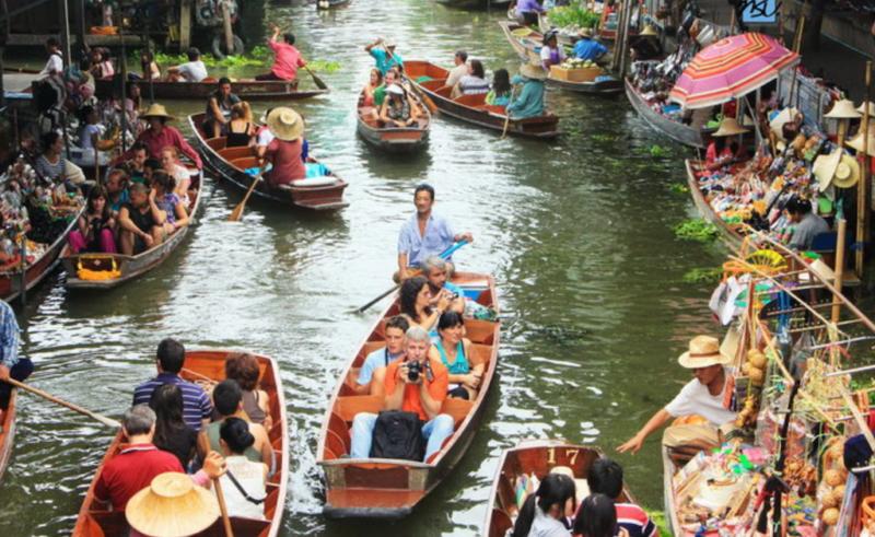 gay bangkok hornet guide Damnoen Saduak