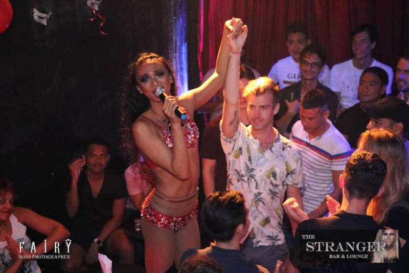 gay bangkok guide stranger bar