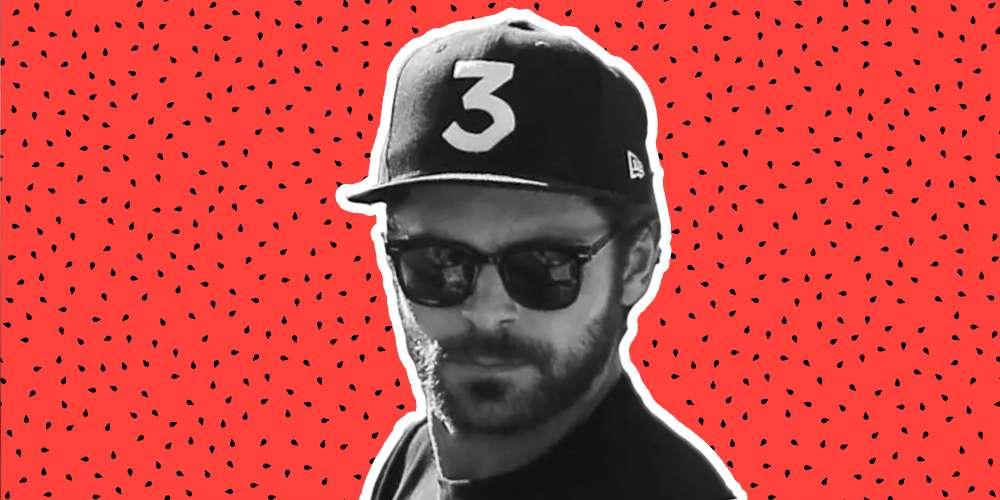 Zac Efron's beard