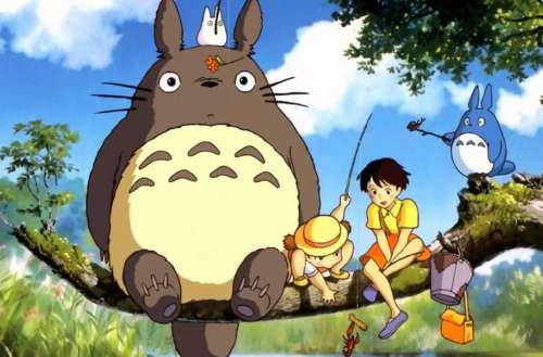 my neighbor totoro feat