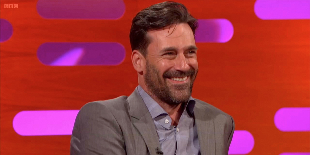 Jon Hamm Hazing Incident Comes Up During Actors Esquire Interview