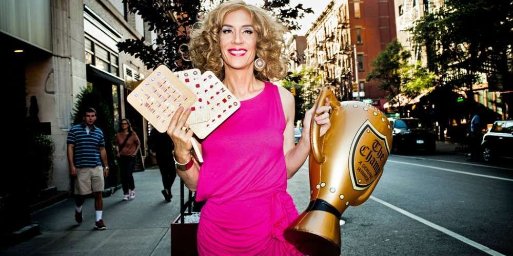 Meet Linda Simpson, the New York Nightlife Legend Who Just Poked Fun at Young 'Drag Race' Queens