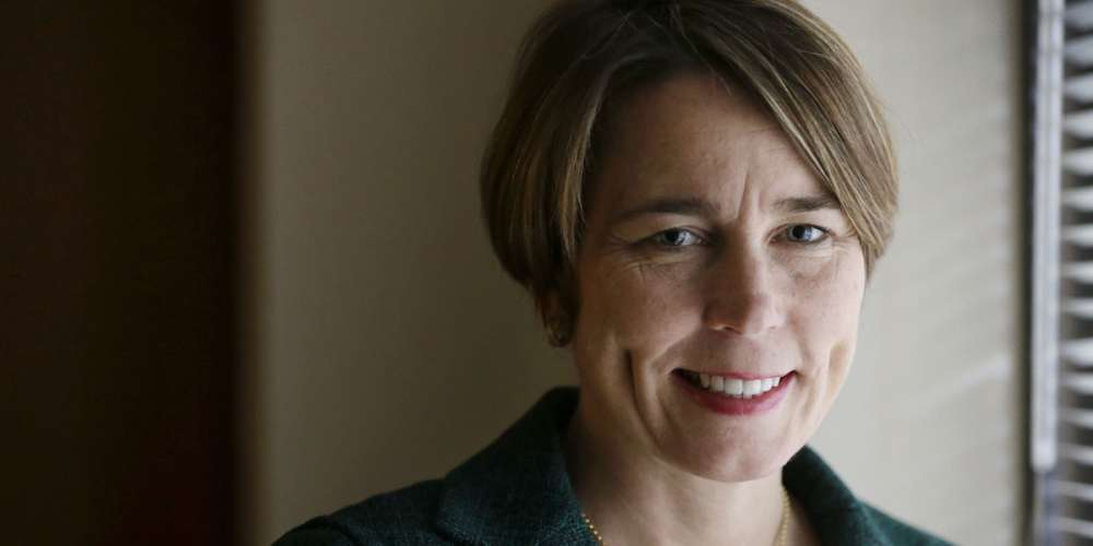 A Queer American Leader Named Maura Healey Is Rising in New England