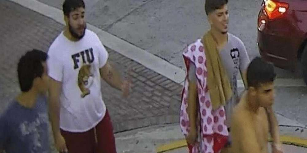 The 4 Miami Men Who Attacked a Gay Couple Following Pride Have Surrendered to Police (Updated)
