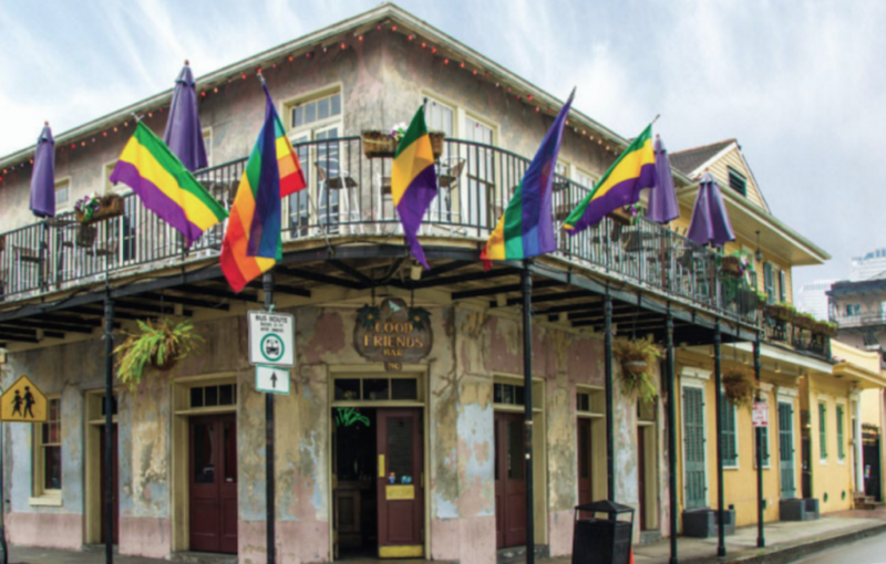 gay new orleans guide good friends bar เกย์ new orleans