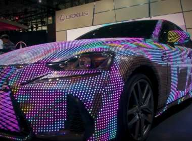 new york international auto show teaser lexus