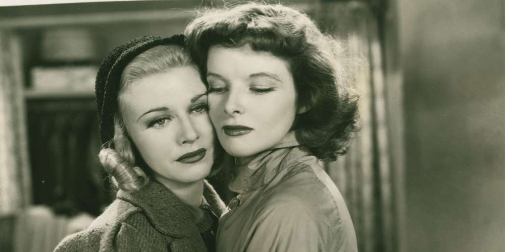 The Katharine Hepburn Film 'Stage Door' Was Surprisingly Queer for 1937