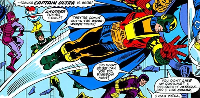 worst superhero costumes captain ultra