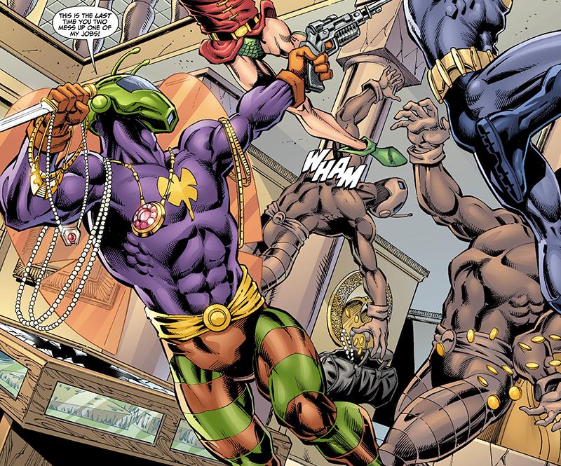 worst superhero costumes killer moth