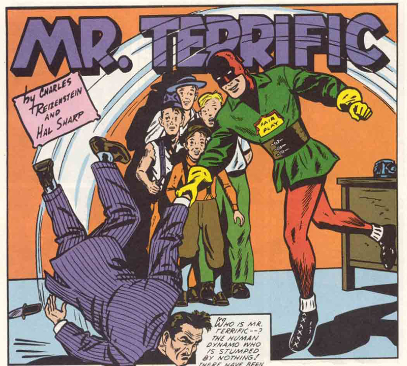 worst superhero costumes mr terrific