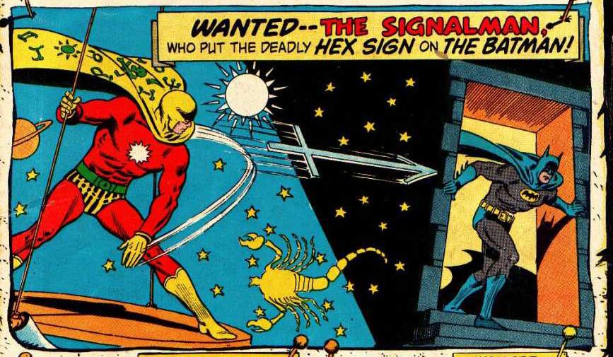 worst superhero costumes signalman
