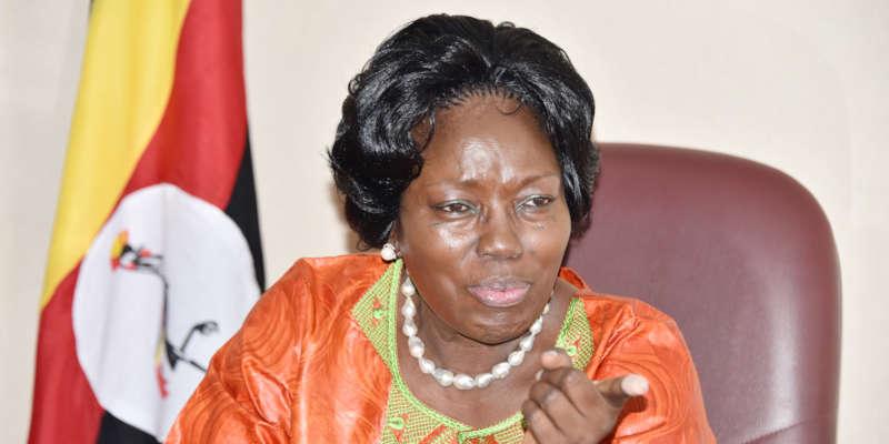 uganda anti-gay law rebecca kadaga strike a pose