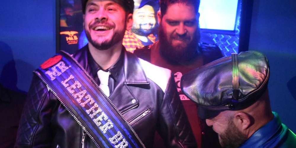 Médico legista vence Mr. Leather Brasil e representa cultura leather em Chicago
