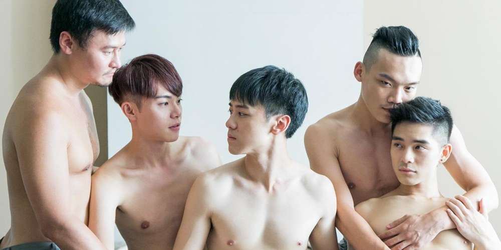 This Explicit Film About a Group Hookup Marks a Major Shift in Taiwanese Gay Film