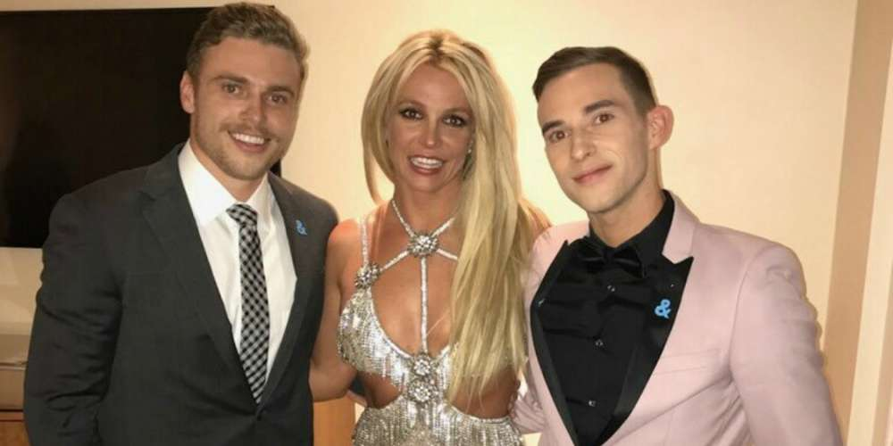 Watch Britney Spears Accept Her GLAAD Award at Last Night's Star-Studded Ceremony in Los Angeles