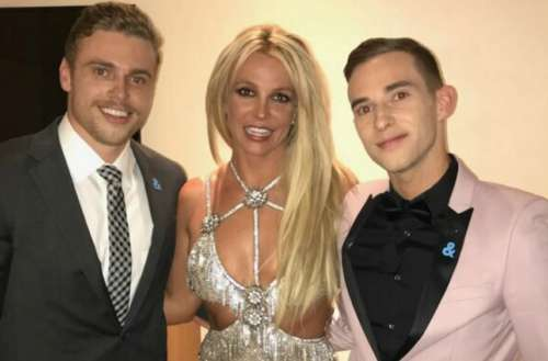 britney spears glaad speech