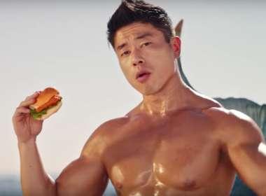 gorton's seafood ad campaign
