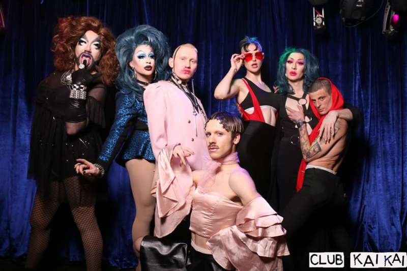 club kai kai portland, portland gay parties 06, portland gay events 06