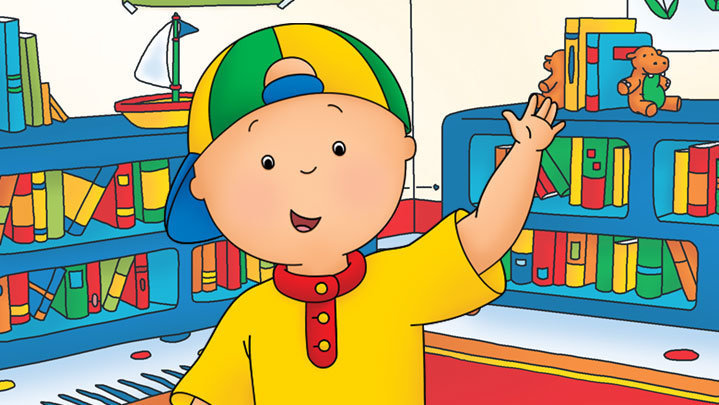 comedy central roast caillou
