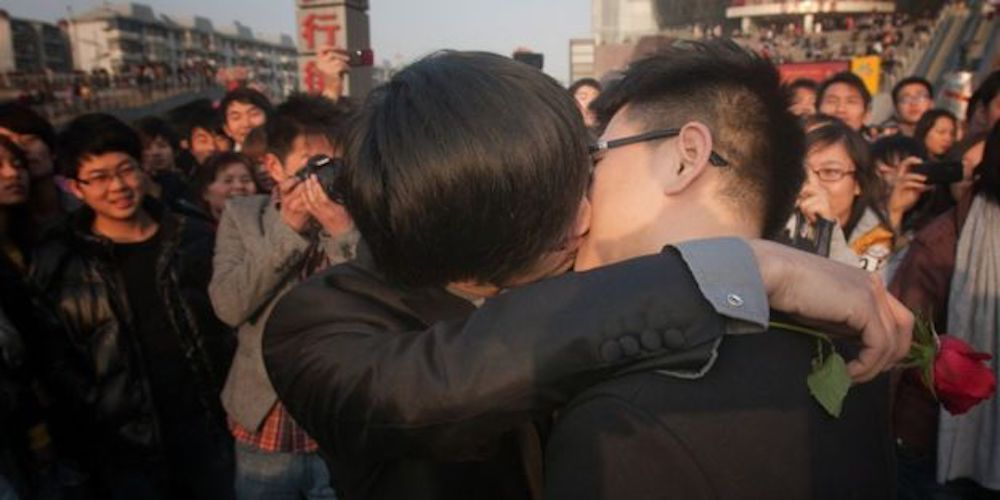 After Widespread Protests, Chinese Social Media Platform Weibo Backtracks on Gay Censorship