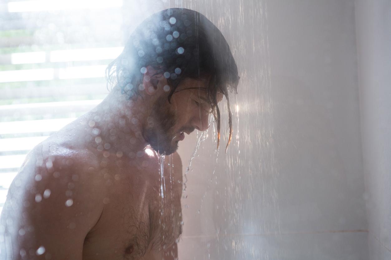 butt mask madonna guy shower